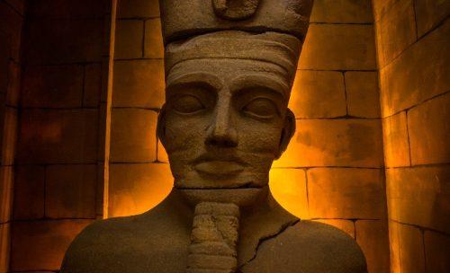 het geheim van de farao