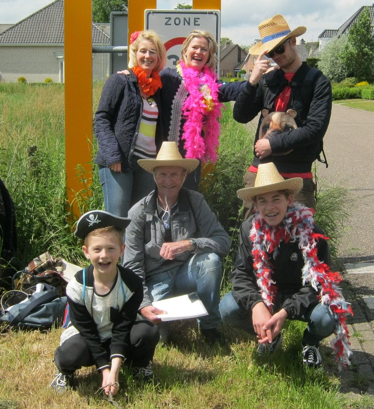 wandeltocht in de peel